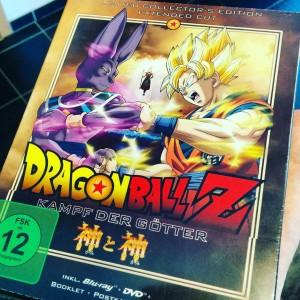 Der neue Dragonballz Film Kampf der Gtter darf natrlich inhellip