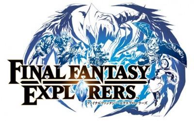Launch-Trailer Final Fantasy Explorers veröffentlicht