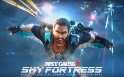 Rico bricht im März ins Sky Fortress auf