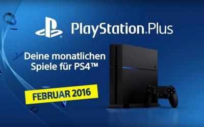 Das sind die PlayStation Plus Spiele für Februar 2016