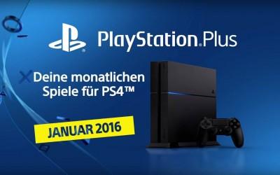Im Januar 2016 darfst du dich auf diese PlayStation Plus Spiele freuen