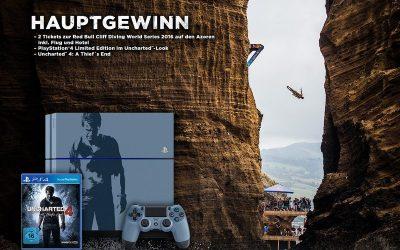 Zum Abschied von Nathan Drake: Sony startet Uncharted Places-Gewinnspiel