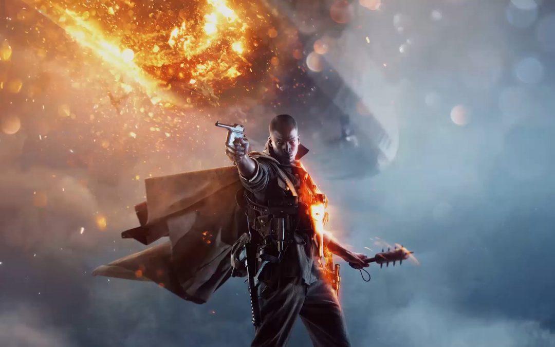 So präsentiert sich Battlefield 1 im ersten Trailer