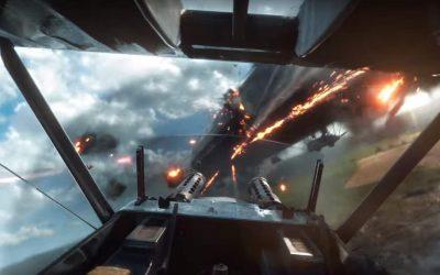 E3 2016: Neuer Trailer zu Battlefield 1 lässt es krachen