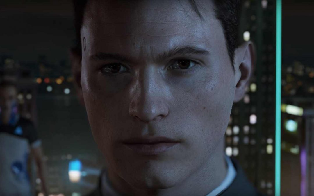 "E3 2016: Quantic Dream meldet sich mit ""Detroit Become Human"" zurück"