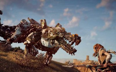 """Neues Video zeigt die Evolution der Maschinen in """"Horizon Zero Dawn"""""""