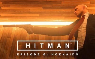 """Das Season-Finale """"Hokkaido"""" von HITMAN erscheint am 31. Oktober 2016"""