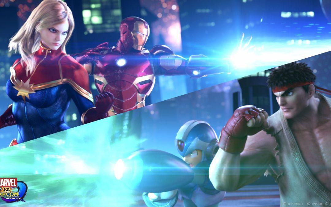 Erster Trailer zu Marvel vs. Capcom: Infinite, kommt 2017