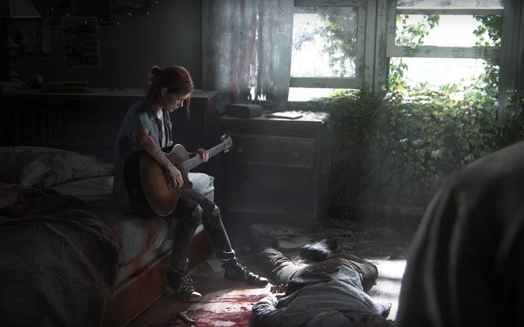 Naughty Dog zeigt ersten Teaser The Last Of Us Part II