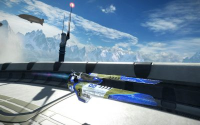 WipEout Omega Collection für PlayStation 4 vorgestellt