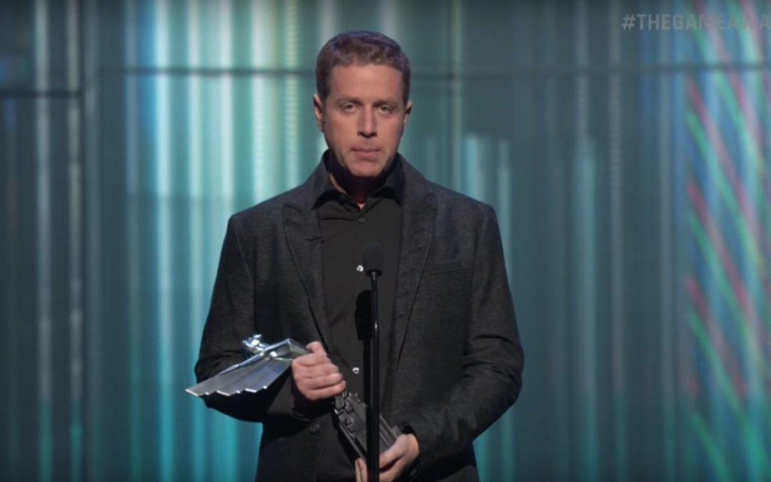 Game Awards 2016: Emotionale Rede von Geoff Keighley