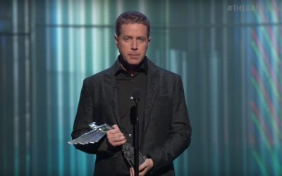 Game Awards 2016: Emotionale Rede von Geoff Keighley