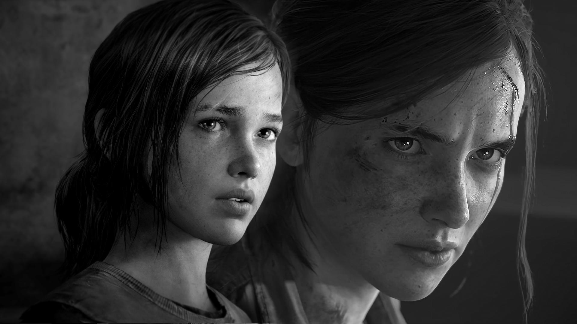Ellie, einmal mit 14 Jahren und einmal mit 19 Jahren.