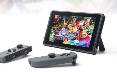 Nintendo Switch: alle Details zur neuen Konsole von Nintendo