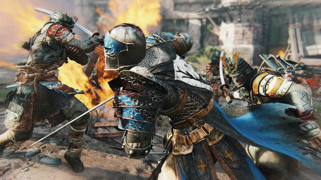 Die Open Beta zu For Honor startet heute
