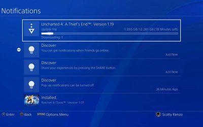Systemsoftware-Update 4.50 für PS4 bringt Unterstützung für externe Festplatten