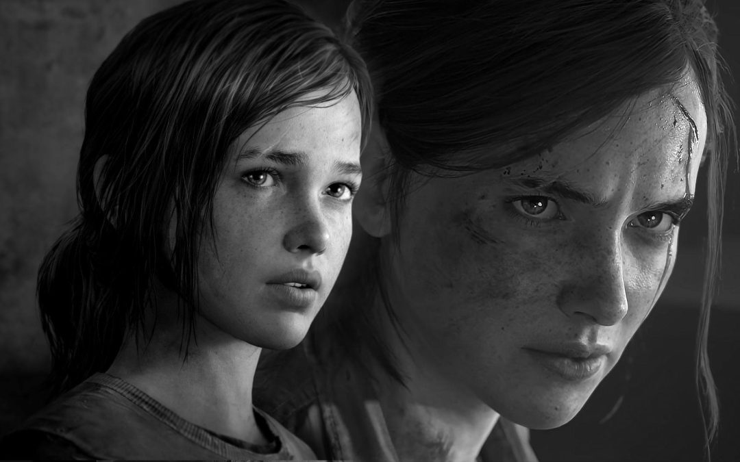 The Last of Us Part II – Then vs Now