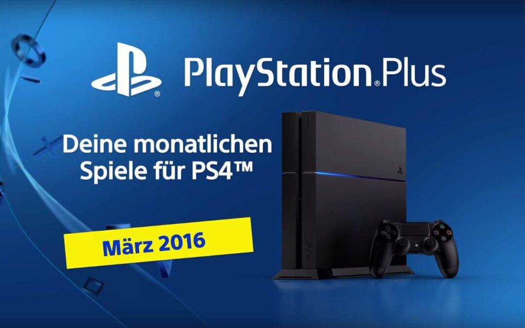 Das sind deine PlayStation Plus Spiele für März 2016